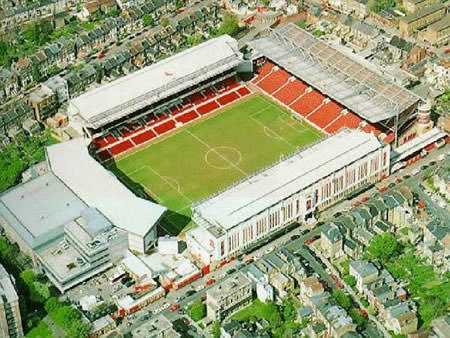 Arsenal FC - Highbury
