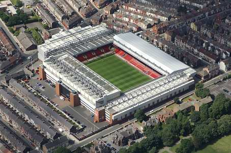 Liverpool FC - Anfield